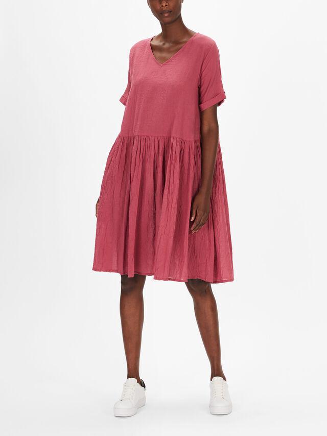 Narisa Drop Waist Dress