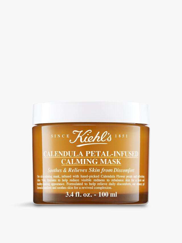 Calendula Petal-Infused Skin-Calming Mask
