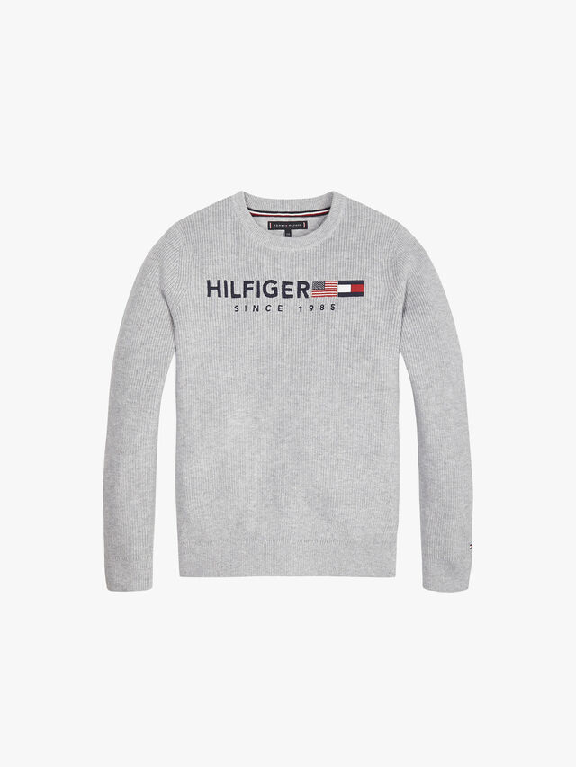 1985 Logo Flag Jumper