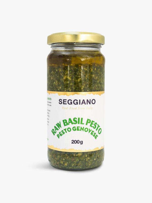 Raw Basil Pesto 200g