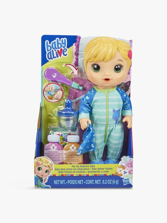 Mix My Medicine Baby Doll