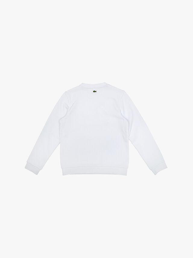 Cracked Croc Logo Sweatshirt
