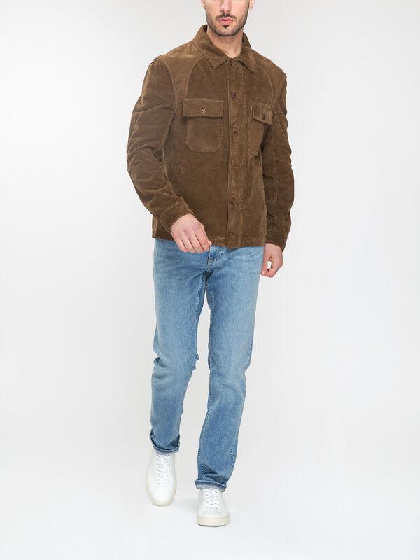 Rake Cord Jacket