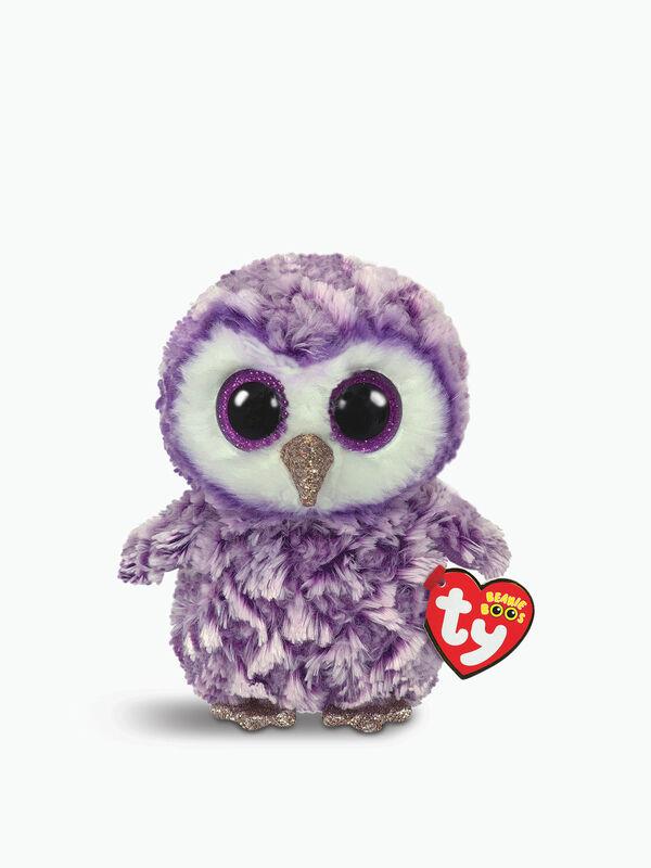 Moonlight Owl Beanie Boos