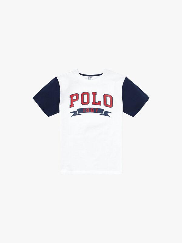 Polo logo Graphic Tee