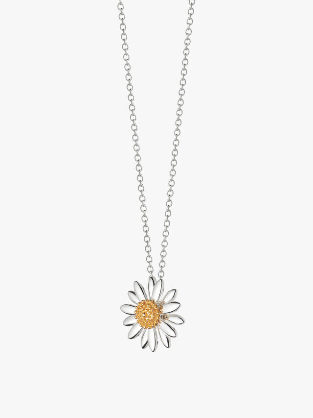 Medium Daisy Necklace