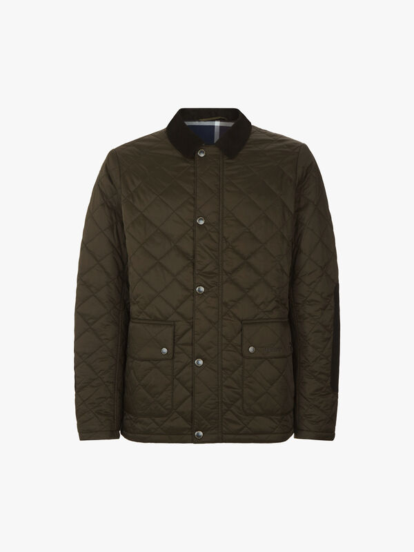 Diggle Quilted Jacket