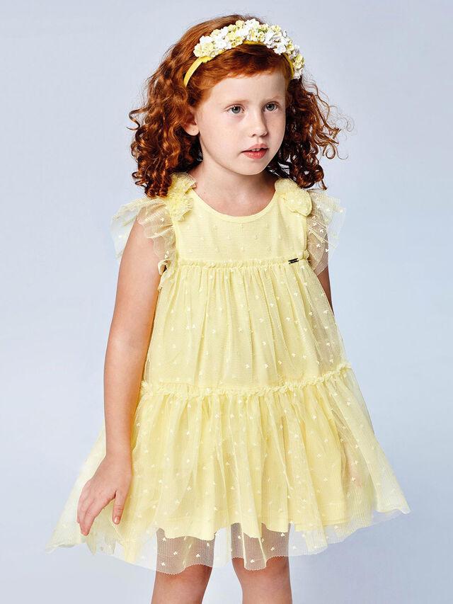 Tulle Aline Dress