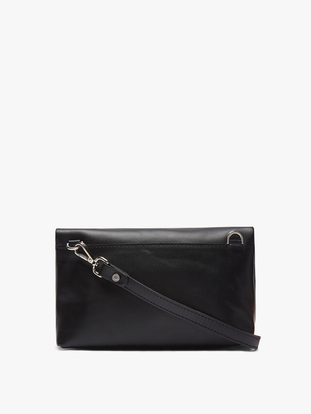 Cherry Crossbody Clutch