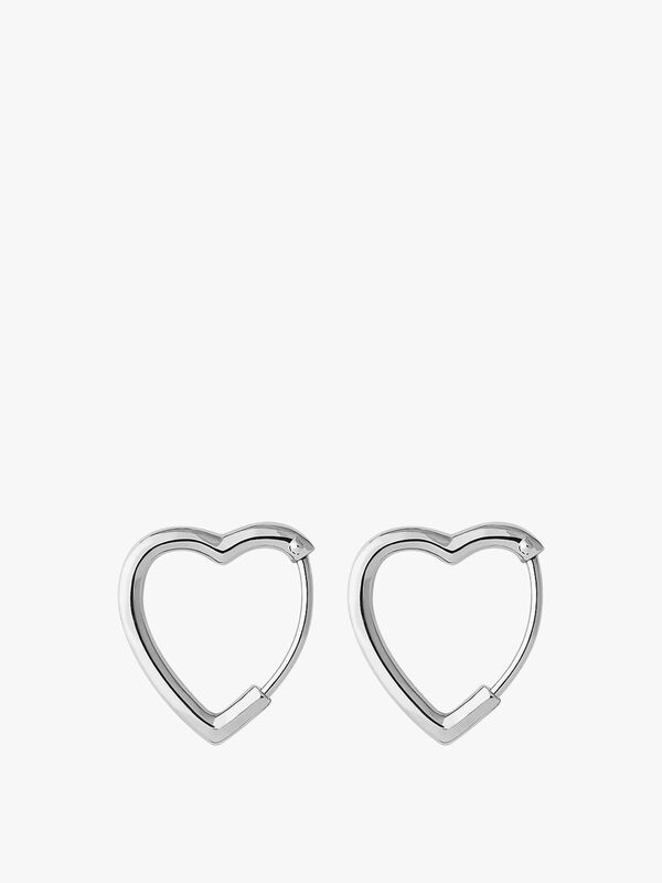 Endless Love Small Hoops