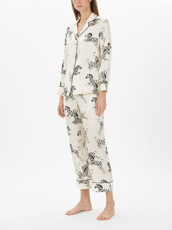 Coco Plain Silk Pyjama