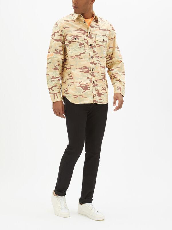 S-Ronnie Camo Shirt