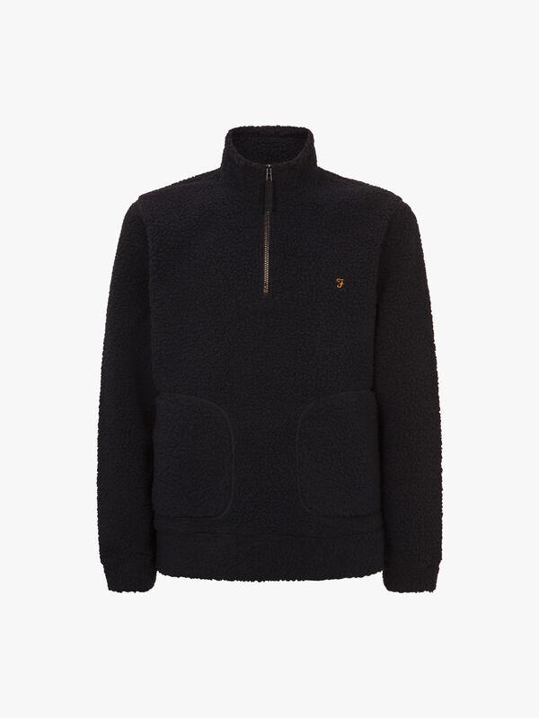 Briars 1/4 Zip Fleece