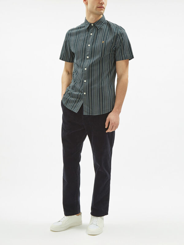 Galena 100 Years Stripe Shirt