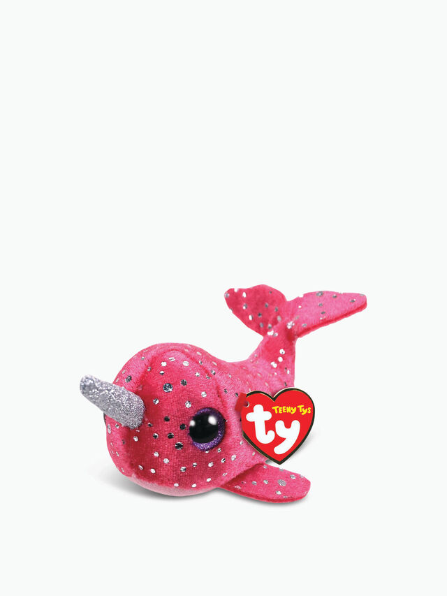 Nelly Pink Narwhal Teeny Ty
