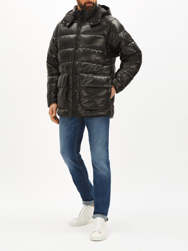 Keyes Quilted Jacket