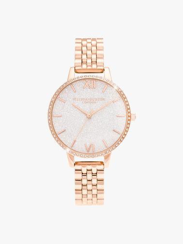 Spark Dial Bracelet Watch