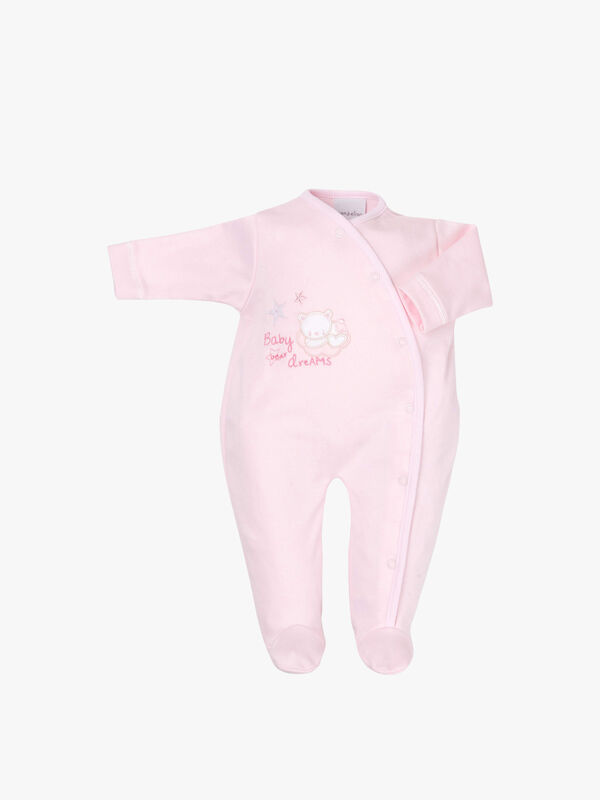 Cotton Sleepsuit