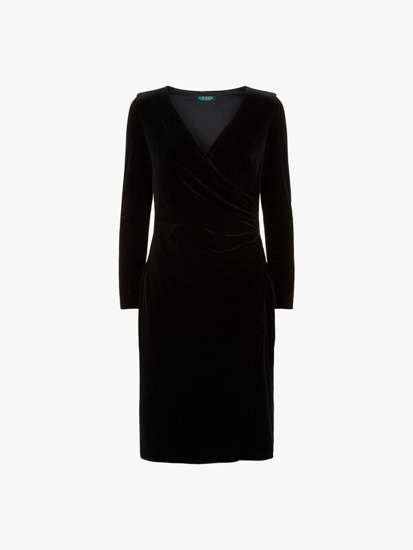 Torelana Long Sleeve Day Dress