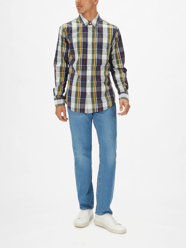 Classic 1 Pkt Standard Shirt