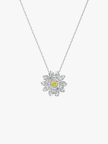 Eternal Flower Pendant Necklace