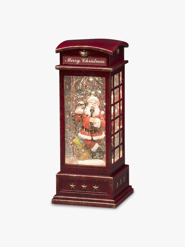 Water Lantern Telephone Box