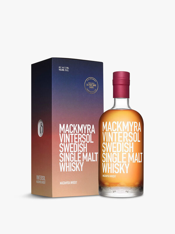 Vintersol Swedish Single Malt Whisky 70cl