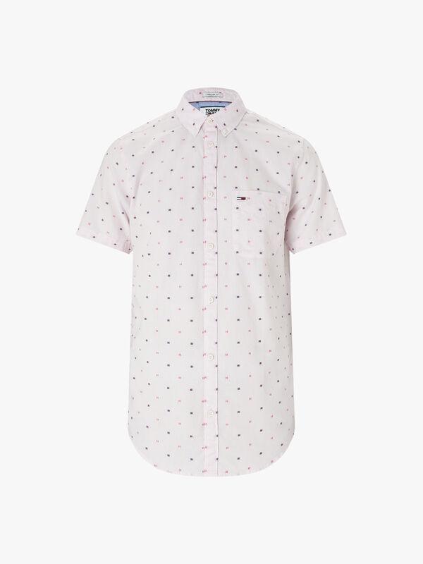 Micro Pattern Shirt