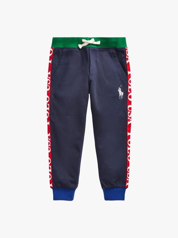 Polo USA Cotton-Blend Jogger