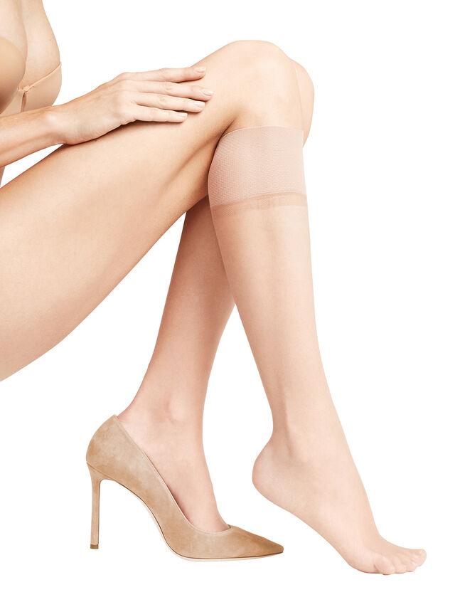 Shelina 12 Denier Knee-High Socks
