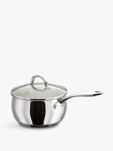Saucepan With Glass Lid 2.5L