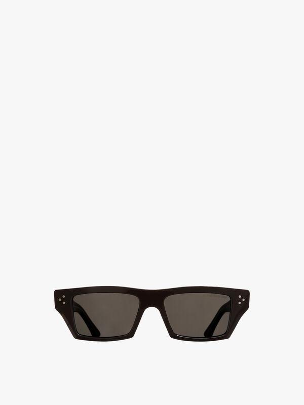 Chunky Rectangle Sunglasses