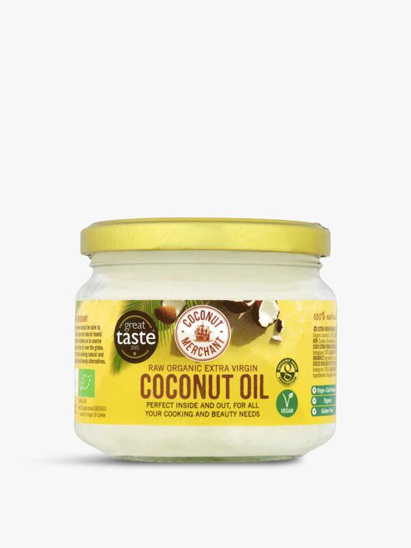 Organic Raw Extra Virgin Coconut Oil 300ml