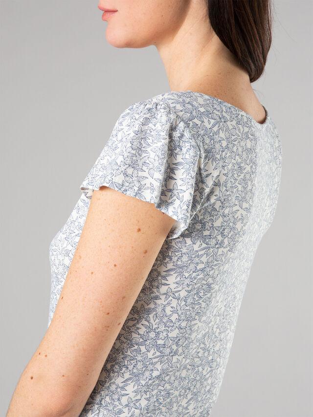 Bach short sleeved t shirt