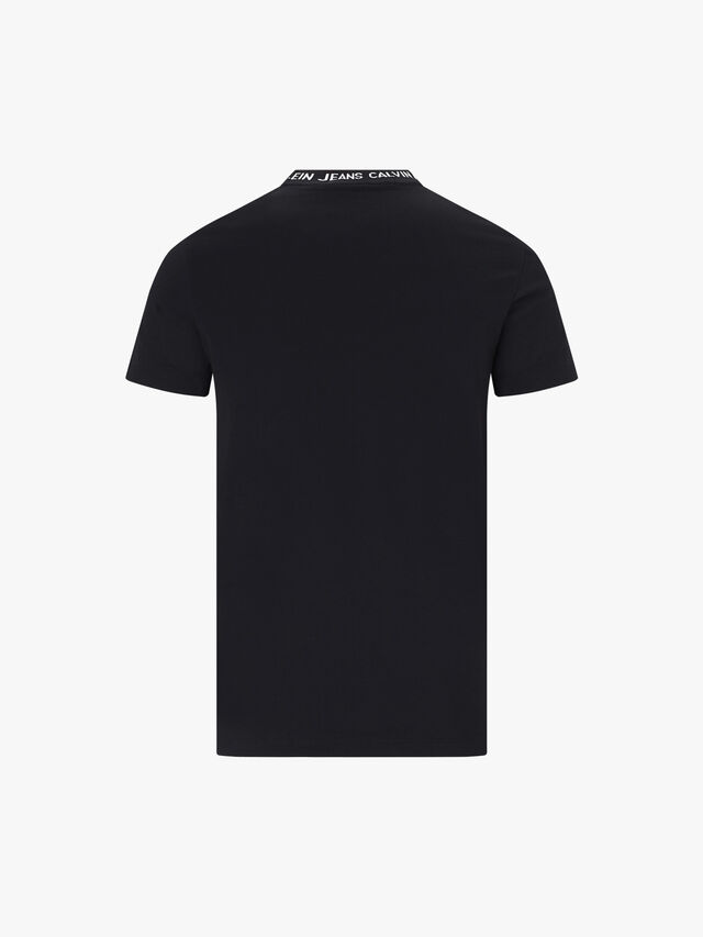 Logo Collar T-Shirt