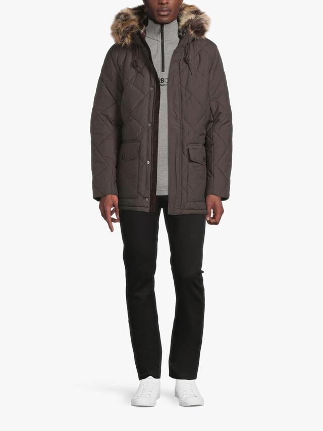 Holburn Quilt Jacket