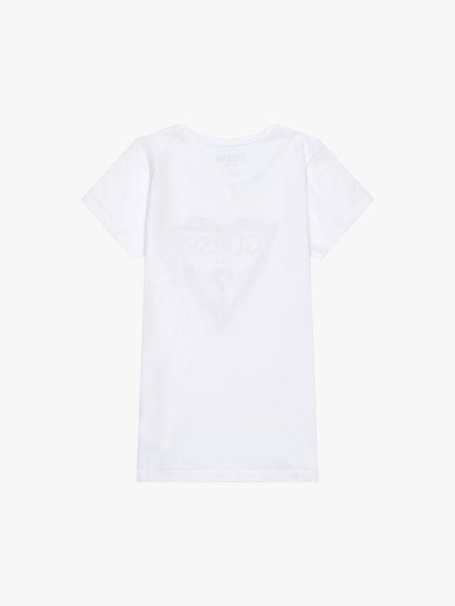 Short Sleeve Heart T-shirt