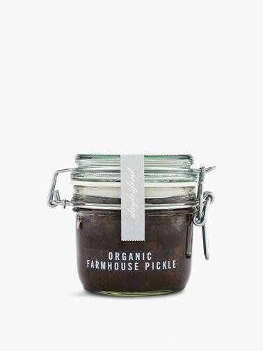 Organic Farmhouse Pickle Kilner 227g