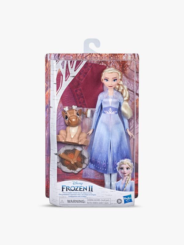 Frozen 2 Elsas Campfire Friends