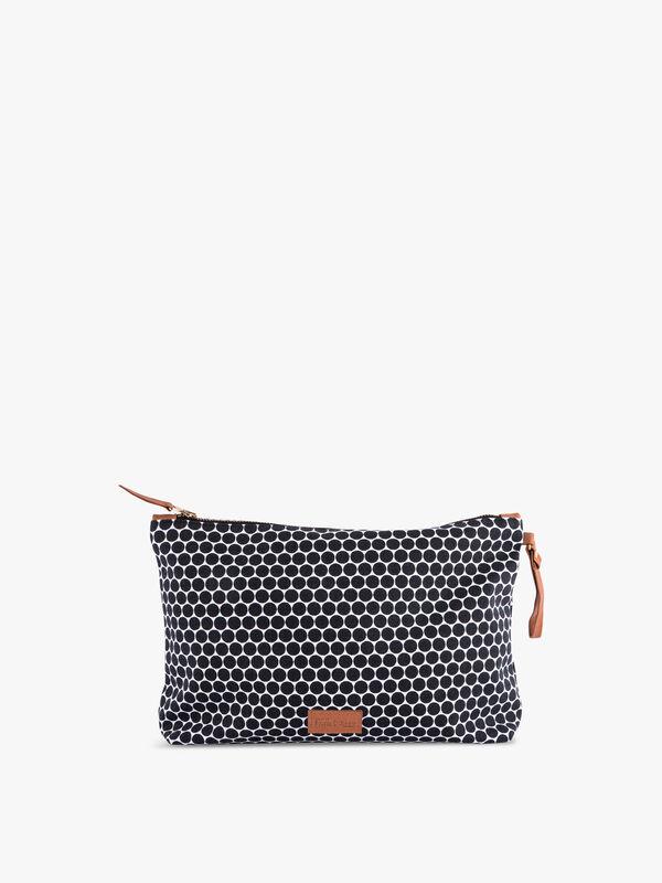 Grid Vanity Bag