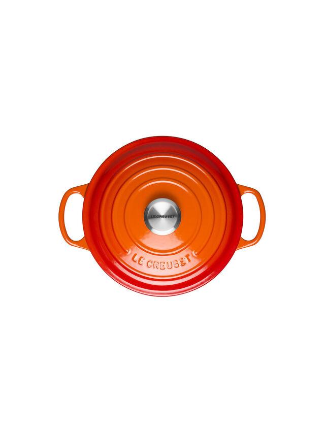 Round Casserole 28cm 6.7l