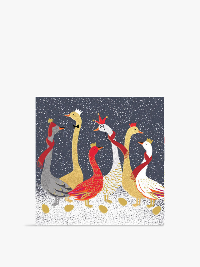 Geese Boxed Cards