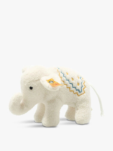 Little Elephant With Rattle