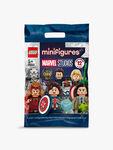Minifigures Marvel Studios Building Set