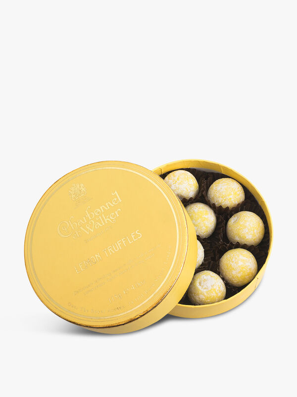 Lemon Truffles 115g