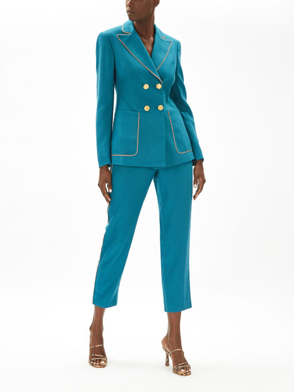 Textured Stretch Jacket