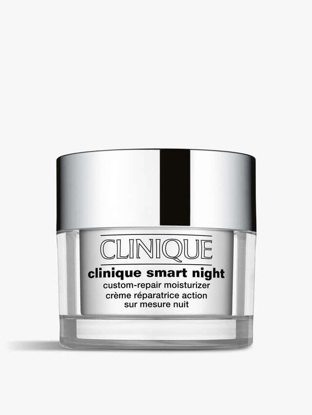 Smart™ Night Custom Moisturizer Combination Oily