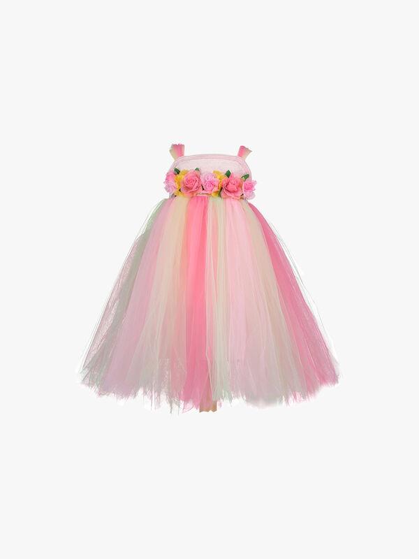 Summer Fairy Costume - Age 6-8 Years