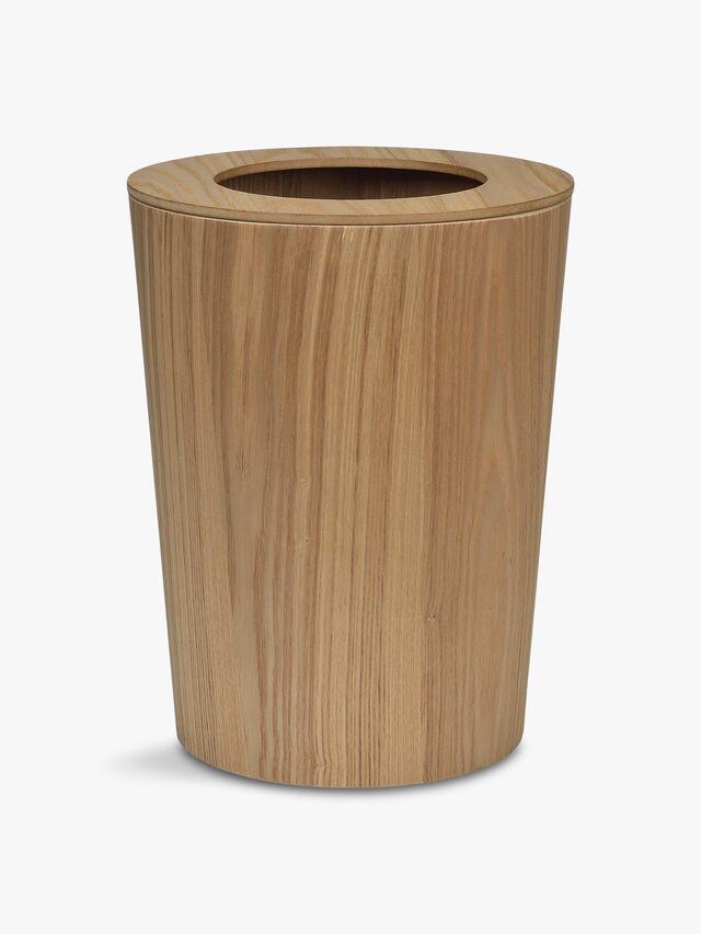 Ash Tree Paper Bin