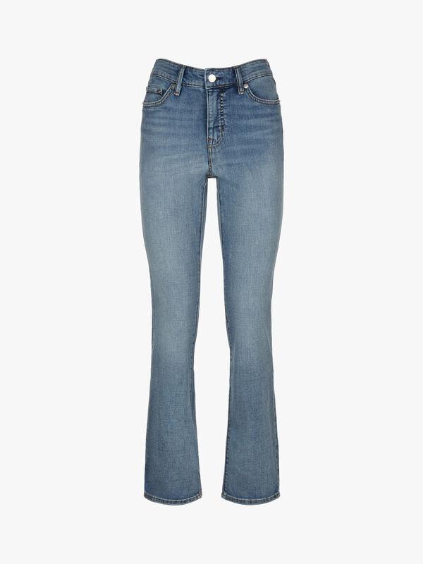 Straight 5-Pocket Denim Jean